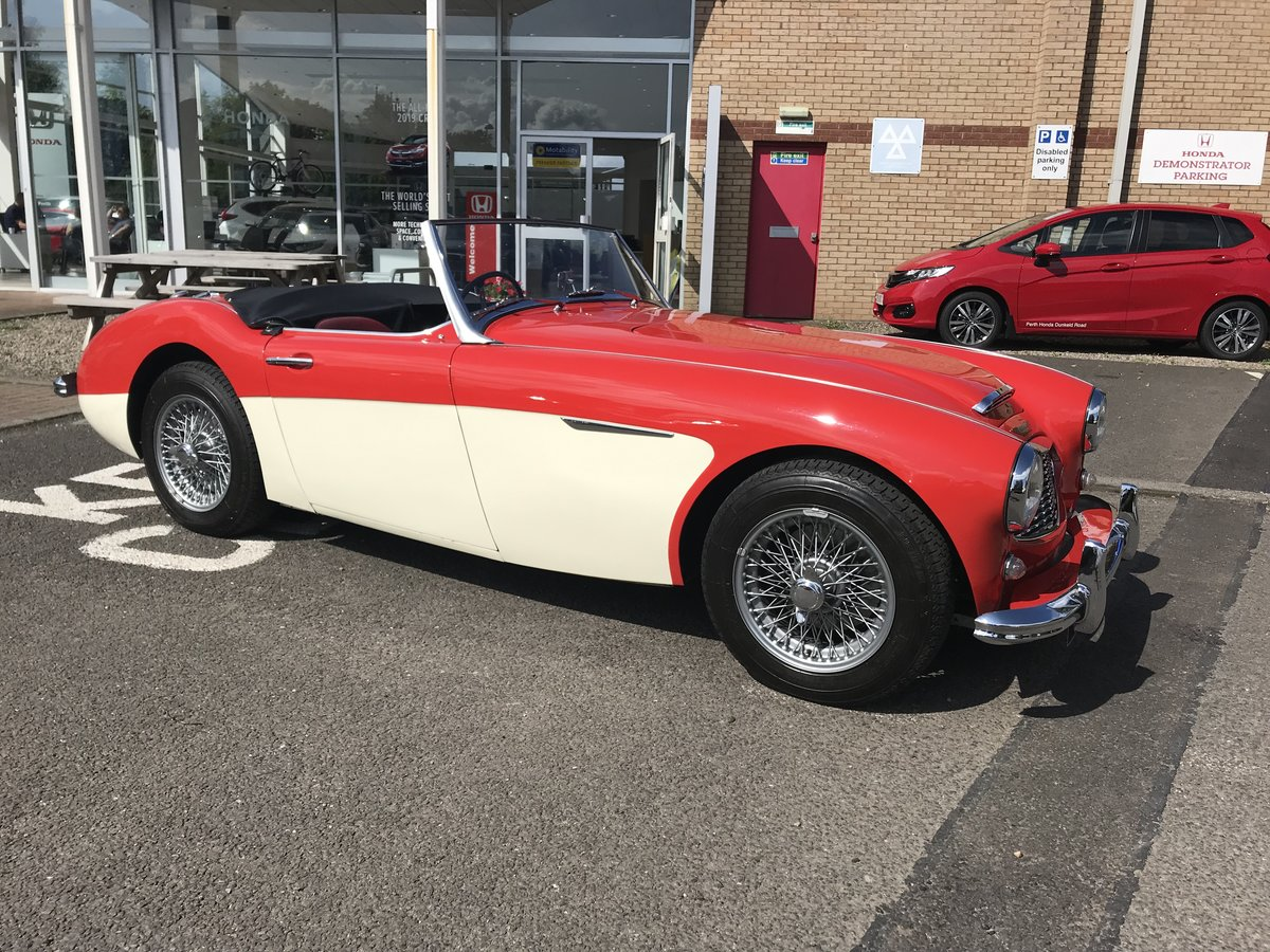 1959 3000 Mark 1 BN7 Beautifully Restored Example For Sale (picture 1 of 6)