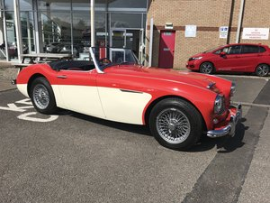 1959 3000 Mark 1 BN7 Beautifully Restored Example