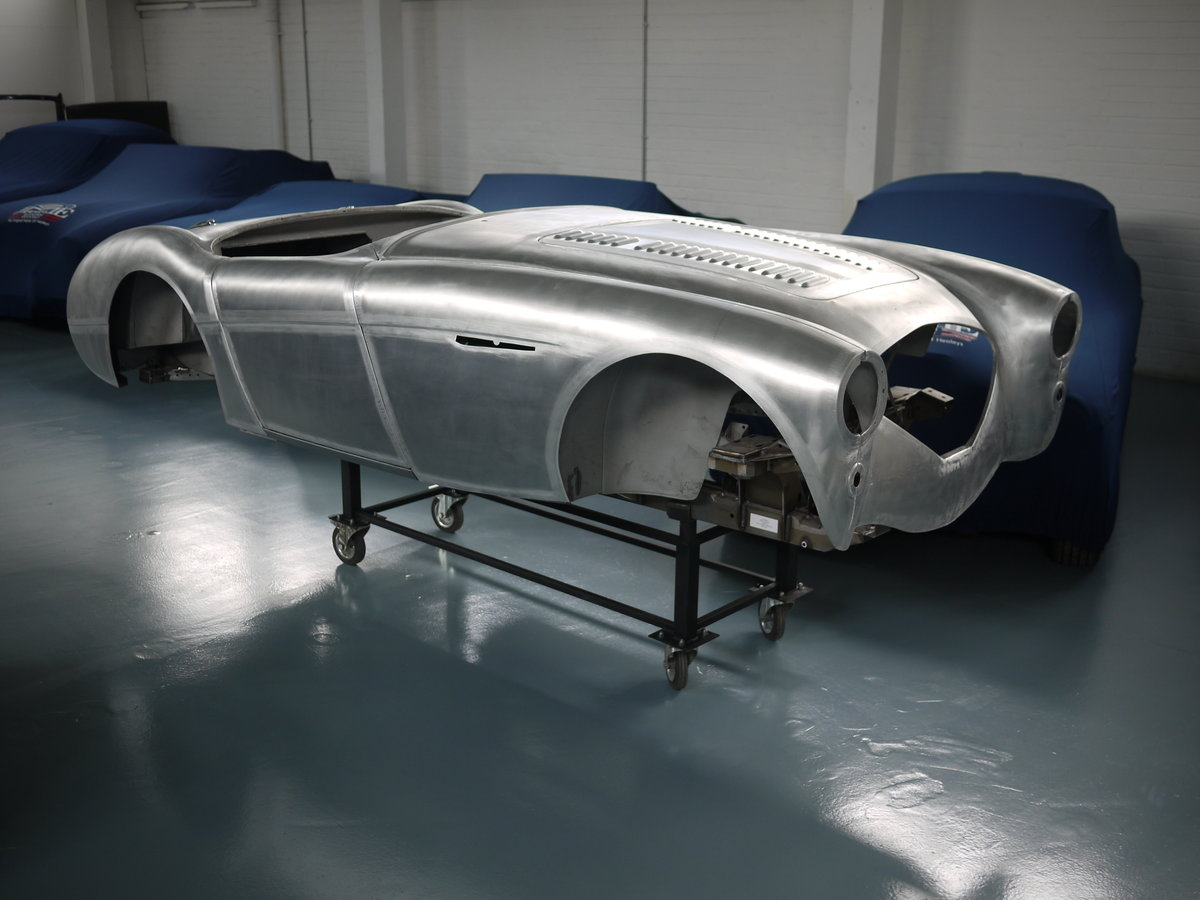 1956 Austin Healey 100/4 BN2 Project SOLD (picture 1 of 6)