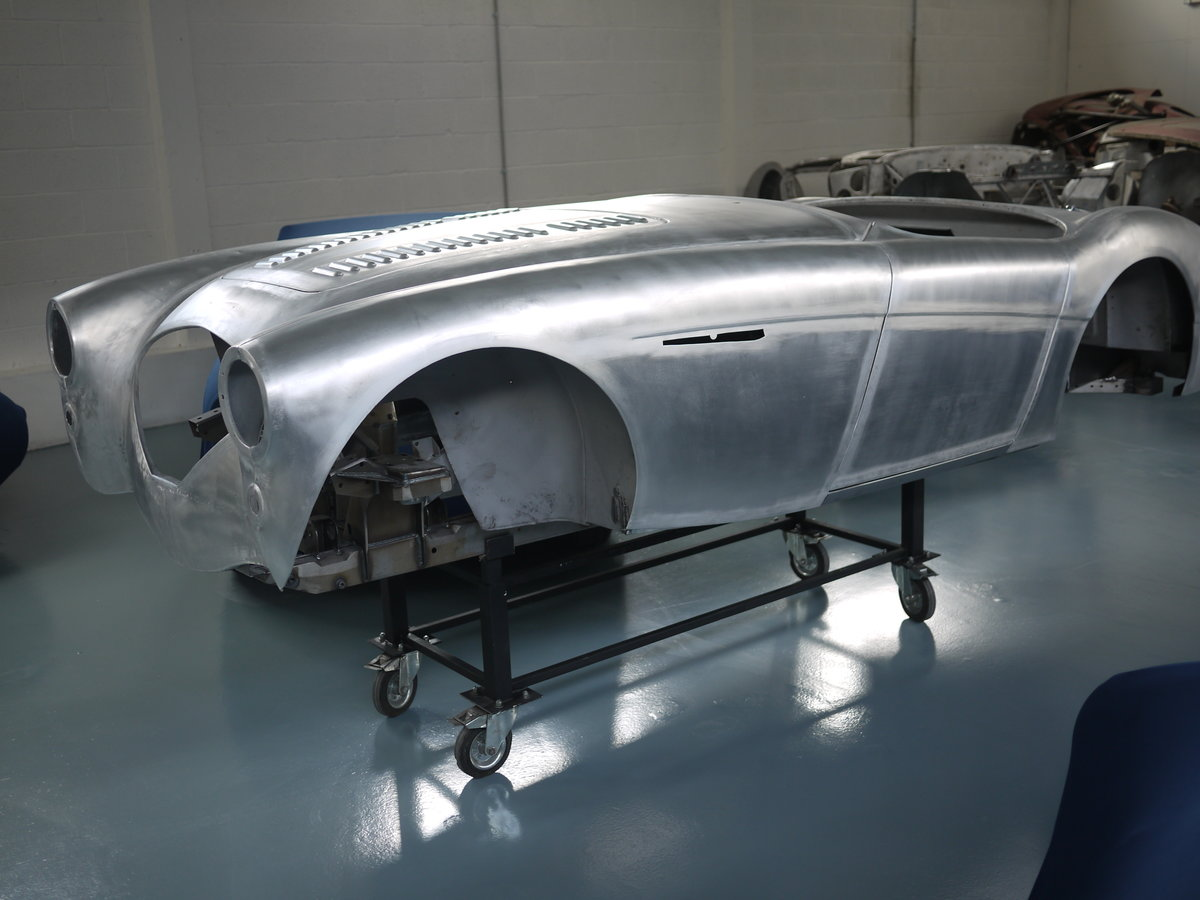 1956 Austin Healey 100/4 BN2 Project SOLD (picture 3 of 6)