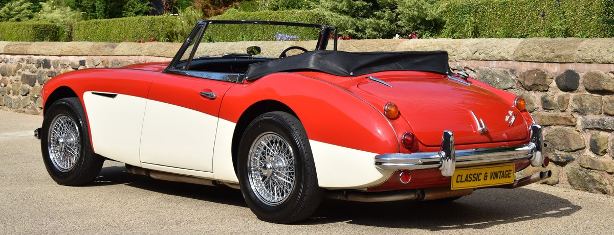 1965 Austin Healey 3000 MkIII SOLD (picture 2 of 6)