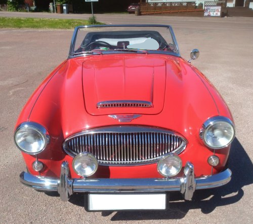 1962 Austin Healy 3000 SOLD (picture 4 of 6)