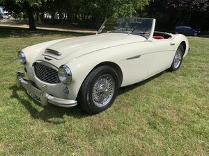 1958 Austin Healey 100-6 2 Seater SOLD