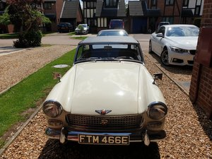 1967 Austin Healey sprite mk4 SOLD