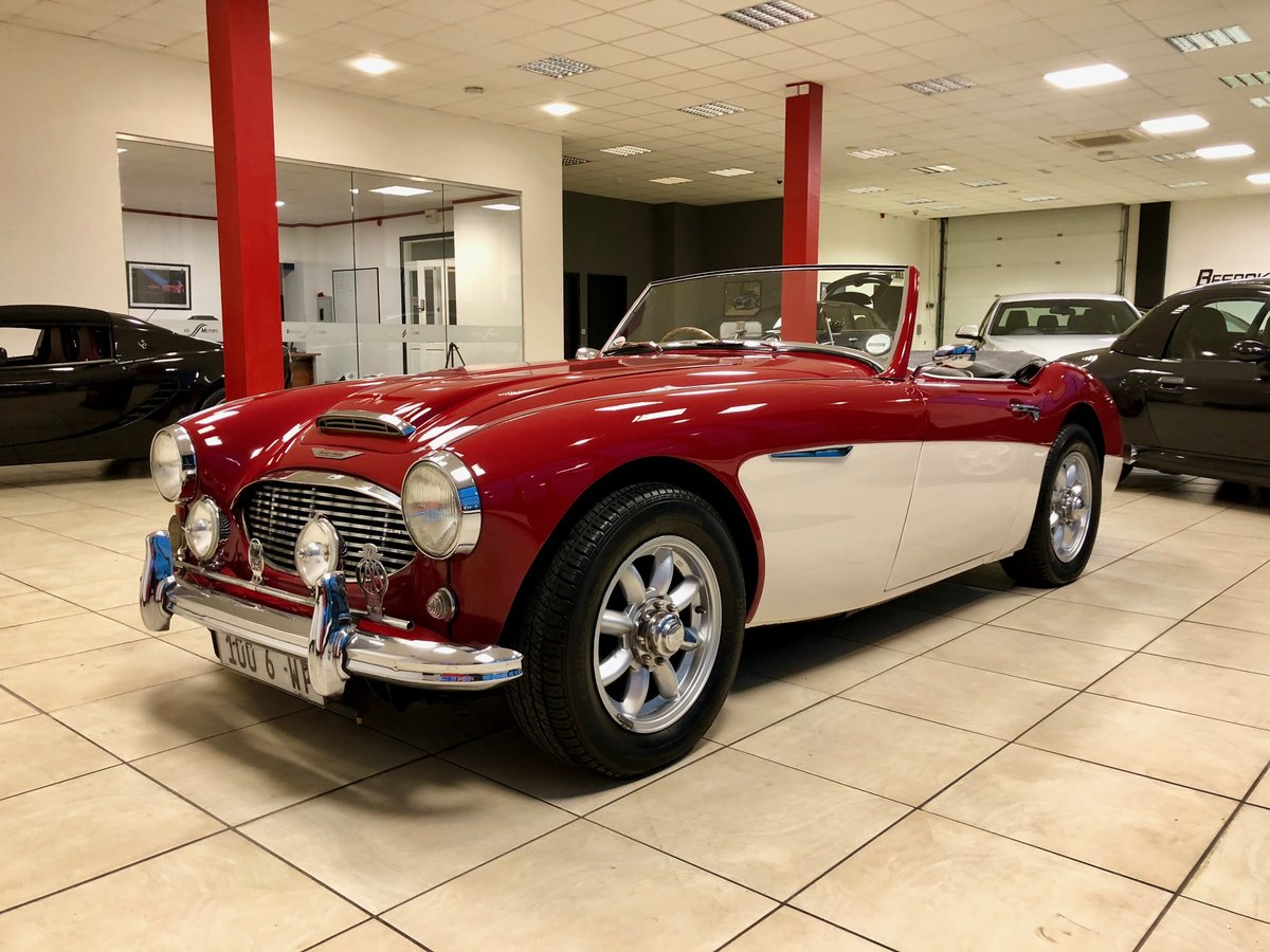 1958 Austin Healey 100-6 For Sale (picture 1 of 6)