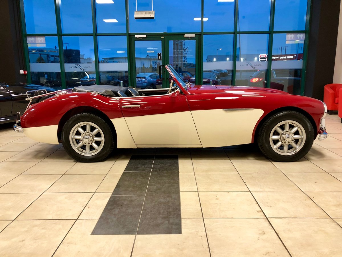 1958 Austin Healey 100-6 For Sale (picture 5 of 6)