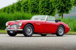 1966 Excellent Austin Healey 3000 Mk3 (BJ8) LHD