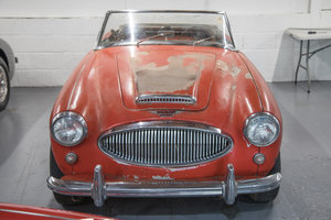 1963 Austin Healey 3000 MkIIA (BJ7) Project