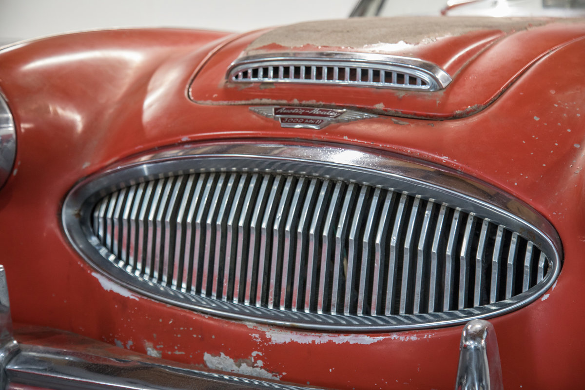 1963 Austin Healey 3000 MkIIA (BJ7) Project SOLD (picture 5 of 6)