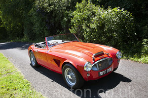 1961 Austin Healey 3000 MK1 Lightweight