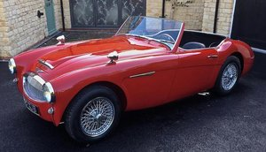 1962 AUSTIN-HEALEY 3000 MARK II For Sale by Auction