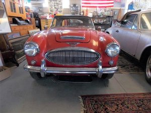 1963 Austin Healey Very early BJ8 with race history