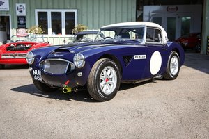 Austin Healey Sprint and Hill Climb/Fast road