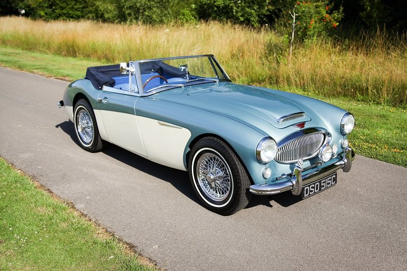 1965 Austin Healey 3000 Mk3  SOLD (picture 1 of 1)