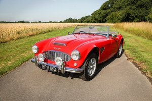 Austin Healey 100/6 - Touring and Road Rallies