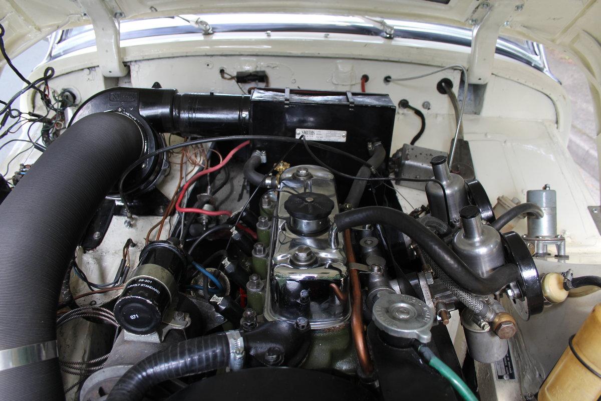 1959 Austin Healey Frogeye Sprite MKI - UK car, Interior Re-trim SOLD (picture 14 of 19)