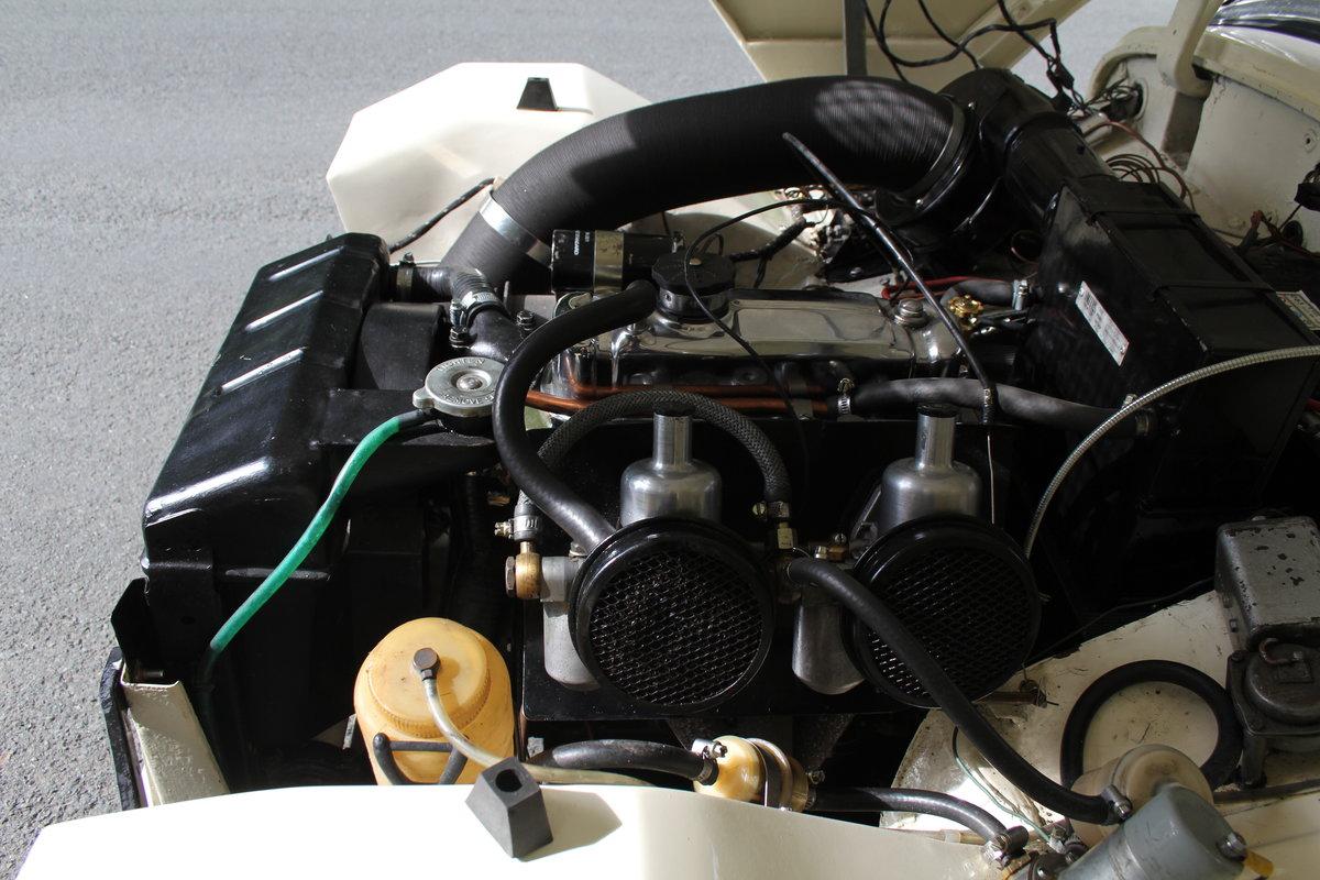 1959 Austin Healey Frogeye Sprite MKI - UK car, Interior Re-trim SOLD (picture 17 of 19)