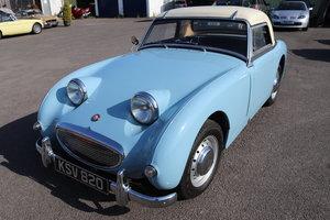 1959 Austin Healey Frogeye Sprite, Show standard Rebuild For Sale