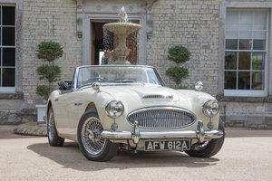 1963 Austin Healey 3000 MkIIA