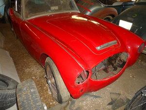1964 Austin HealeyMark 2 rust free repainted car
