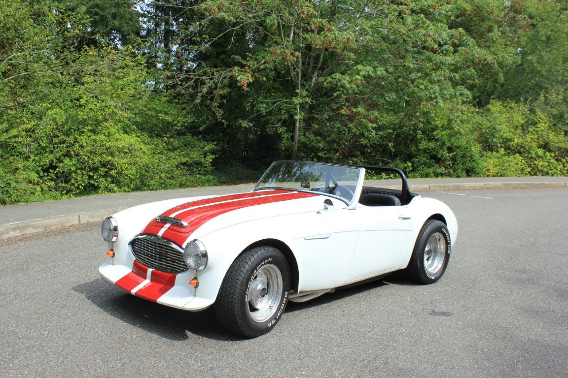 1962 Austin Healey Mark II For Sale (picture 1 of 6)