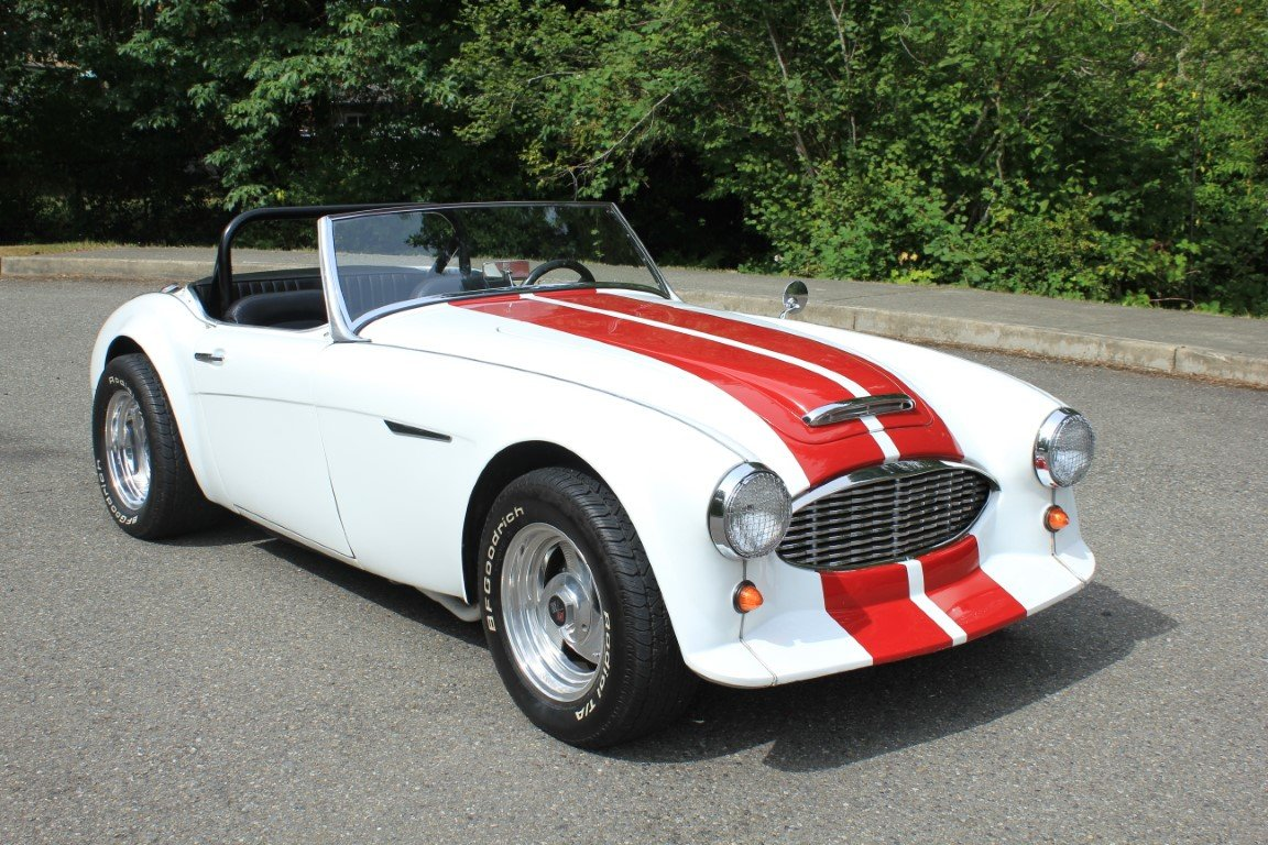 1962 Austin Healey Mark II For Sale (picture 3 of 6)