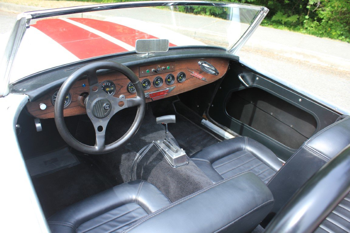 1962 Austin Healey Mark II For Sale (picture 4 of 6)