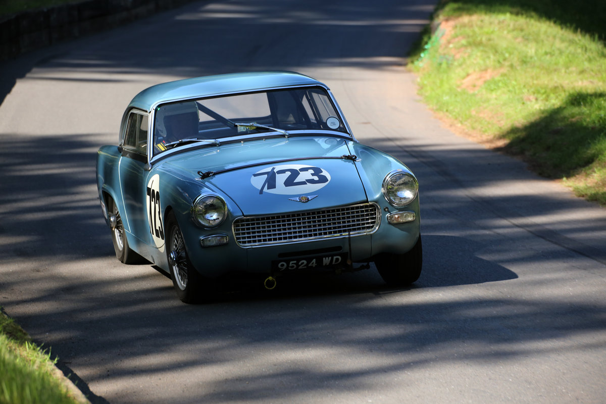 1963 Austin Healey Sprite FIA Road/Race Car For Sale (picture 2 of 6)