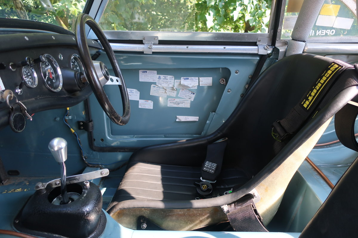 1963 Austin Healey Sprite FIA Road/Race Car For Sale (picture 3 of 6)