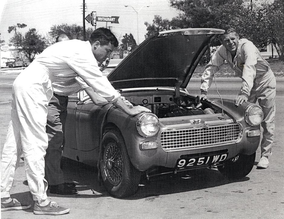 1963 Austin Healey Sprite FIA Road/Race Car For Sale (picture 5 of 6)