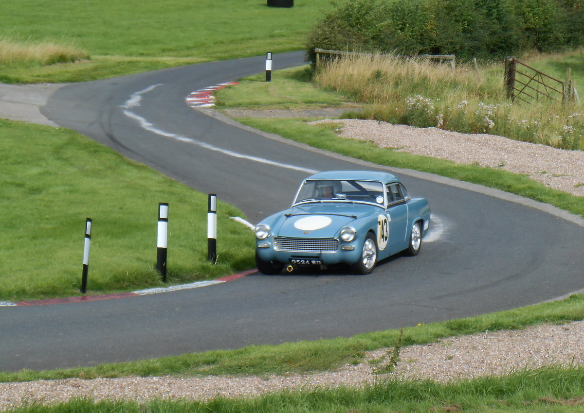 1963 Austin Healey Sprite FIA Road/Race Car For Sale (picture 6 of 6)