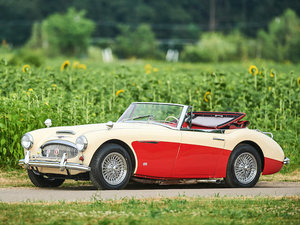 1964 AUSTIN-HEALEY 3000 MKIII CONVERTIBLE For Sale by Auction