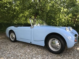 1960 Austin Healey Frogeye Sprite MK1 For Sale
