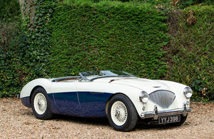 1956 AUSTIN-HEALEY 100 BN2 ROADSTER For Sale by Auction
