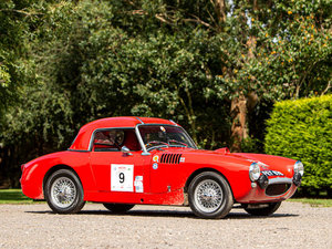 1959 AUSTIN-HEALEY BONNEVILLE SEBRING SPRITE HISTORIC RALLY  For Sale by Auction