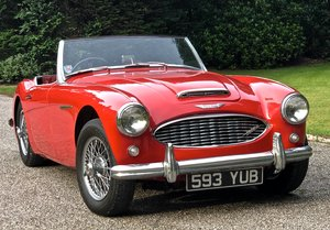 1960 AUSTIN HEALEY 3000 BT7 only 33k miles History from new For Sale