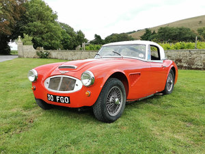 1962 Austin Healey 3000 Mark II 12 Sep 2019 For Sale by Auction