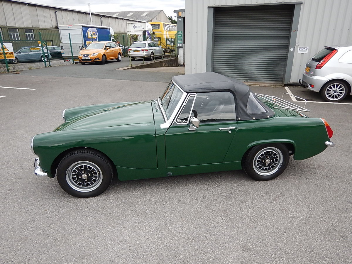 1970 AUSTIN HEALEY Sprite Mk lV SOLD (picture 1 of 6)
