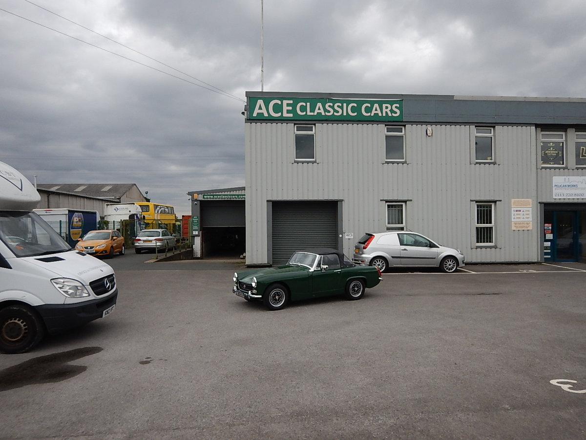 1970 AUSTIN HEALEY Sprite Mk lV SOLD (picture 6 of 6)