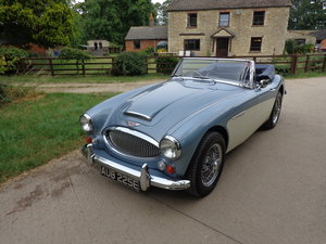 Picture of 1967 AUSTIN HEALEY 3000 MK 3 PH 2 - AN EARLIER RESTORATION For Sale