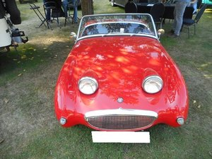 1961 SPECIAL PRICED ! AUSTIN HEALEY SPRITE MK1 FROGEYE For Sale