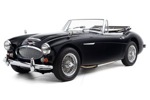 1965 65 Austin-Healey BJ8 Series III Phase II Black Restored $68. For Sale