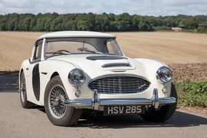 Picture of 1959 Austin Healey 300 MkI BN7 | UK RHD w. Factory Hardtop SOLD