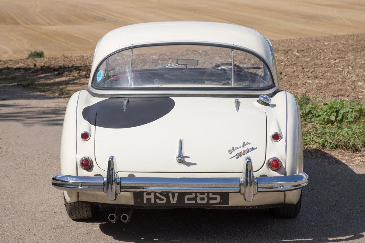 1959 Austin Healey 300 MkI BN7 | UK RHD w. Factory Hardtop SOLD (picture 4 of 6)