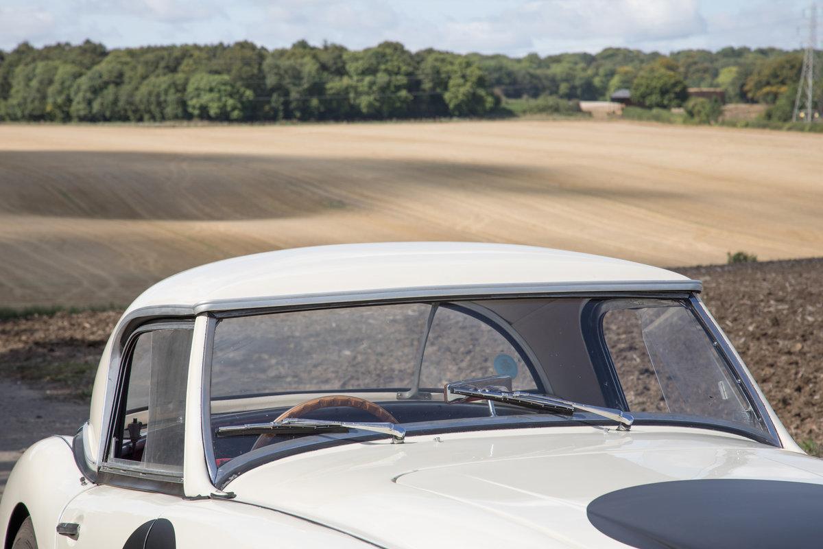 1959 Austin Healey 300 MkI BN7 | UK RHD w. Factory Hardtop SOLD (picture 6 of 6)