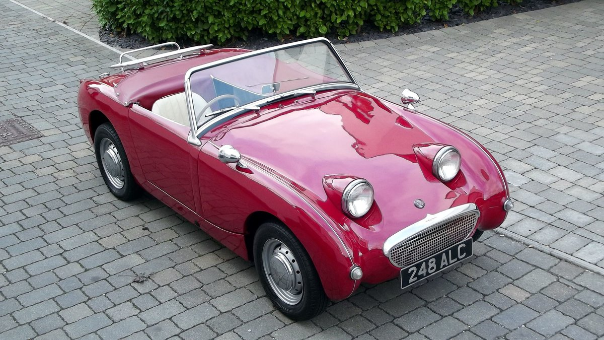 1960 AUSTIN-HEALEY FROGEYE SPRITE For Sale (picture 1 of 6)