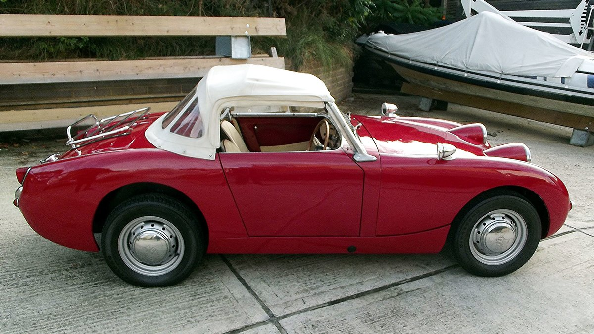 1960 AUSTIN-HEALEY FROGEYE SPRITE For Sale (picture 2 of 6)