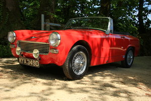 1966 Austin Healey Sprite MKIII  For Sale