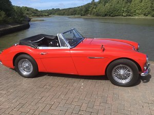 1964 Austin Healey 3000 BJ8. For Sale