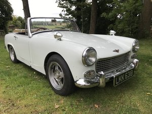 Austin Healey Sprite 1964 MK3.
